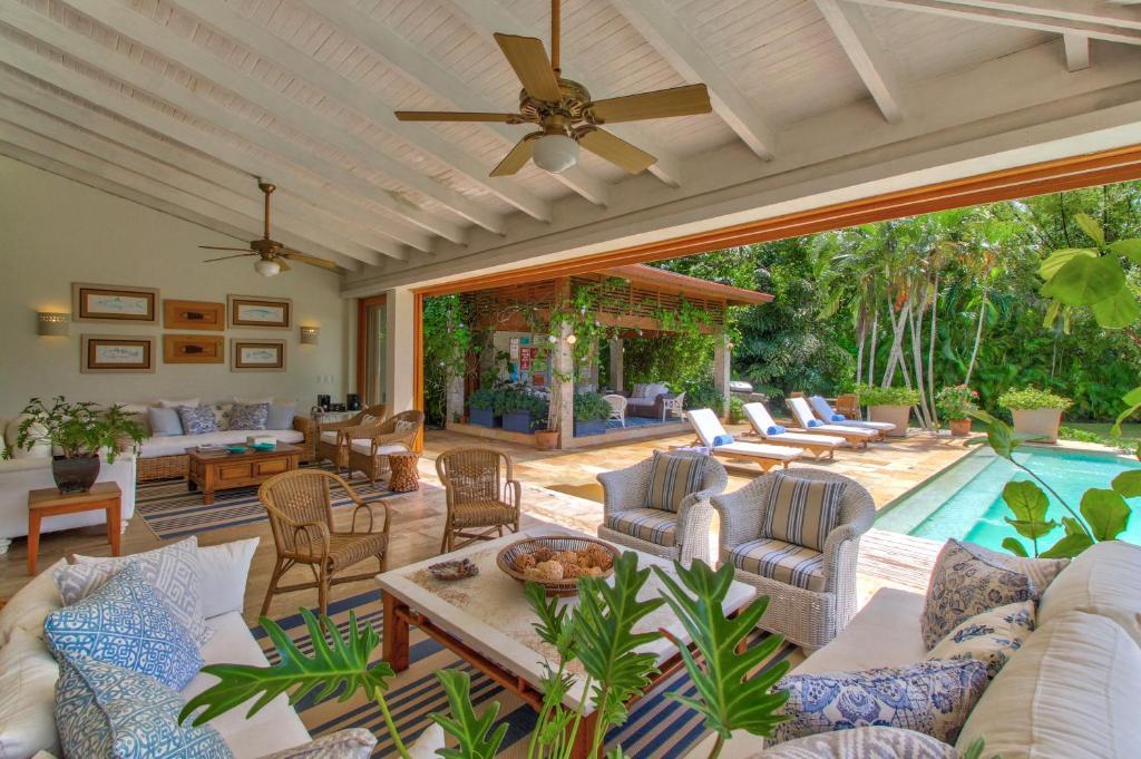 Booking.com: Cozy Casa de Campo Villa , La Romana ...
