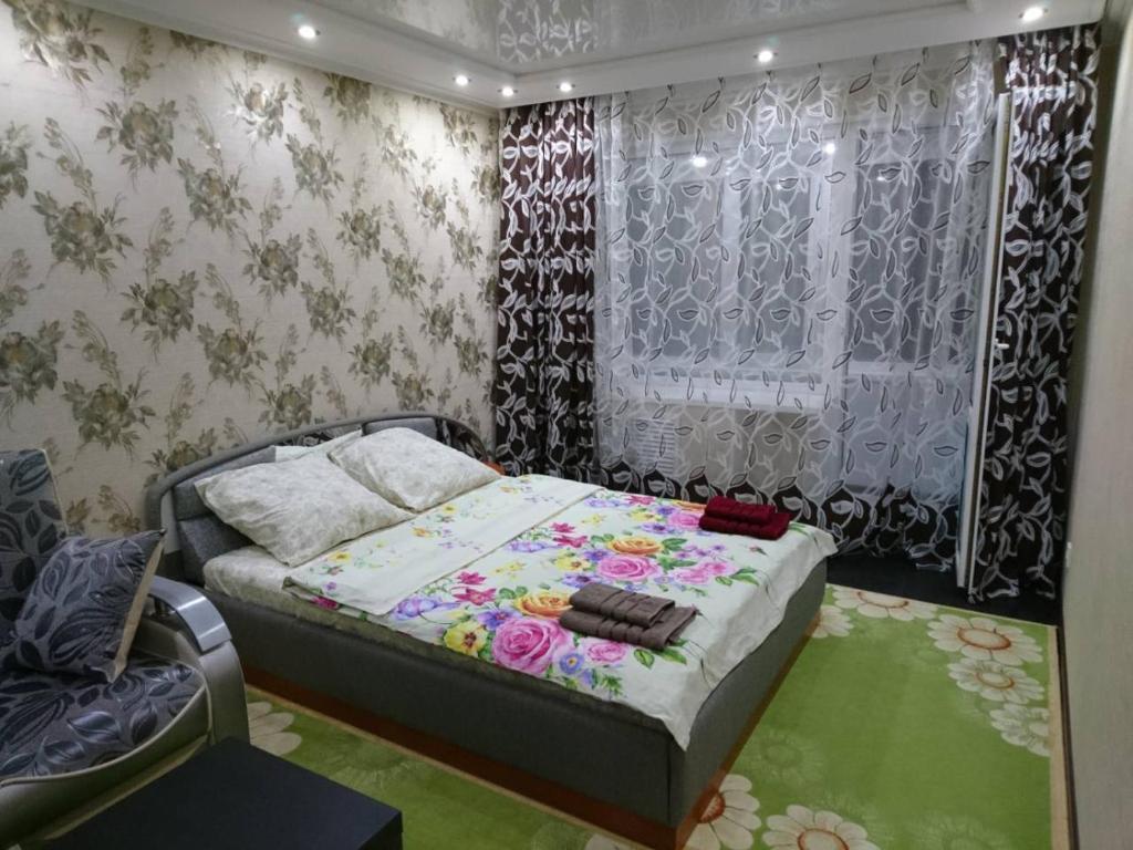 Apartment on Mirnyy Mikrorayon 2k1