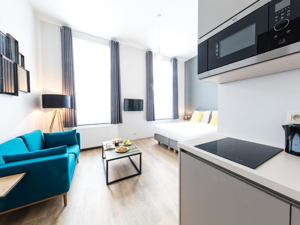 117991164 - Urban Suites Brussels Schuman