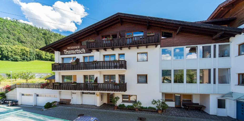 Residence trametsch it lia bressanone for Residence bressanone centro