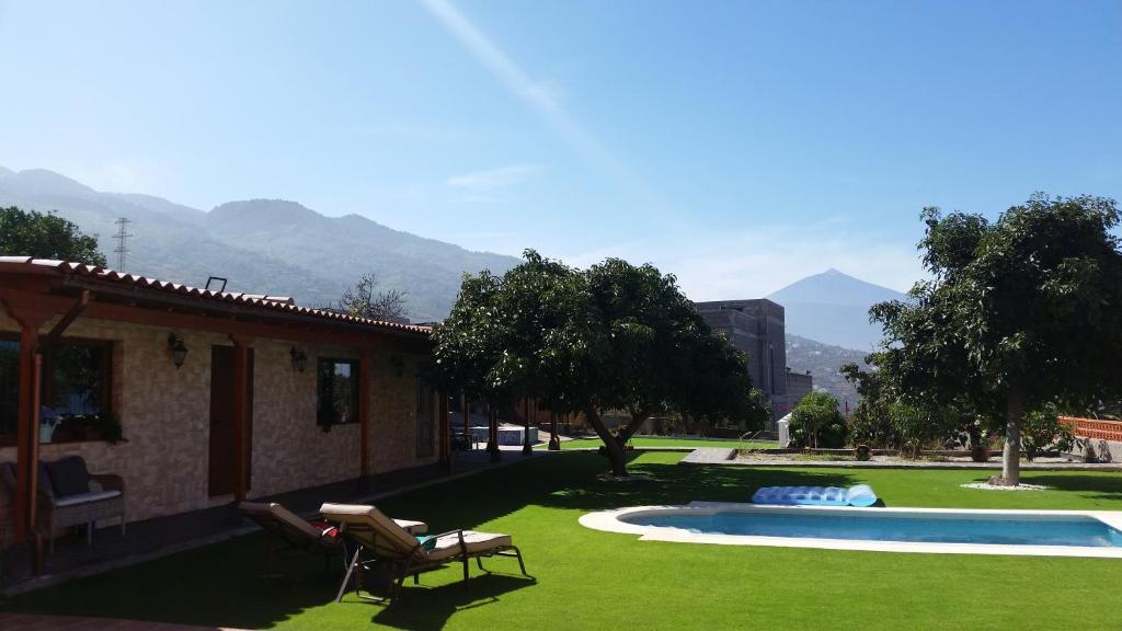 7600c2e937b0d Villa con piscina y barbacoa (España La Victoria de Acentejo ...