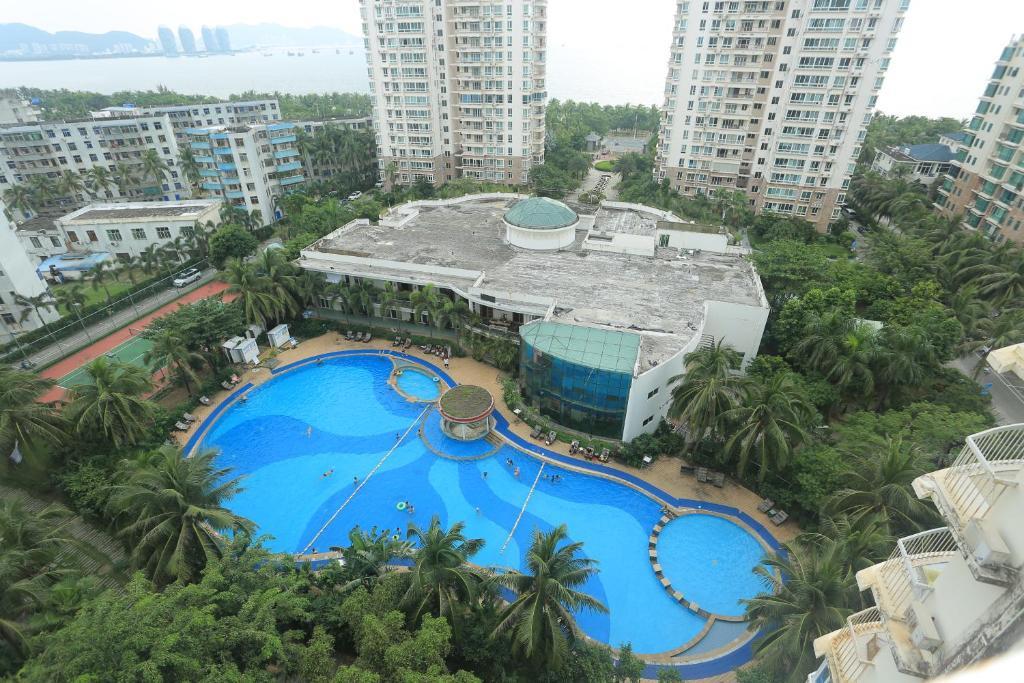 Sanya Haiyangxin Seaview Apartment