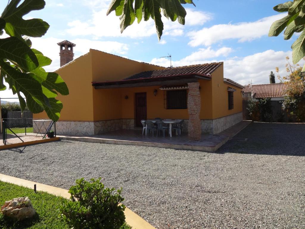 Casa de temporada Finca rural La Deseada (Espanha Cártama ...