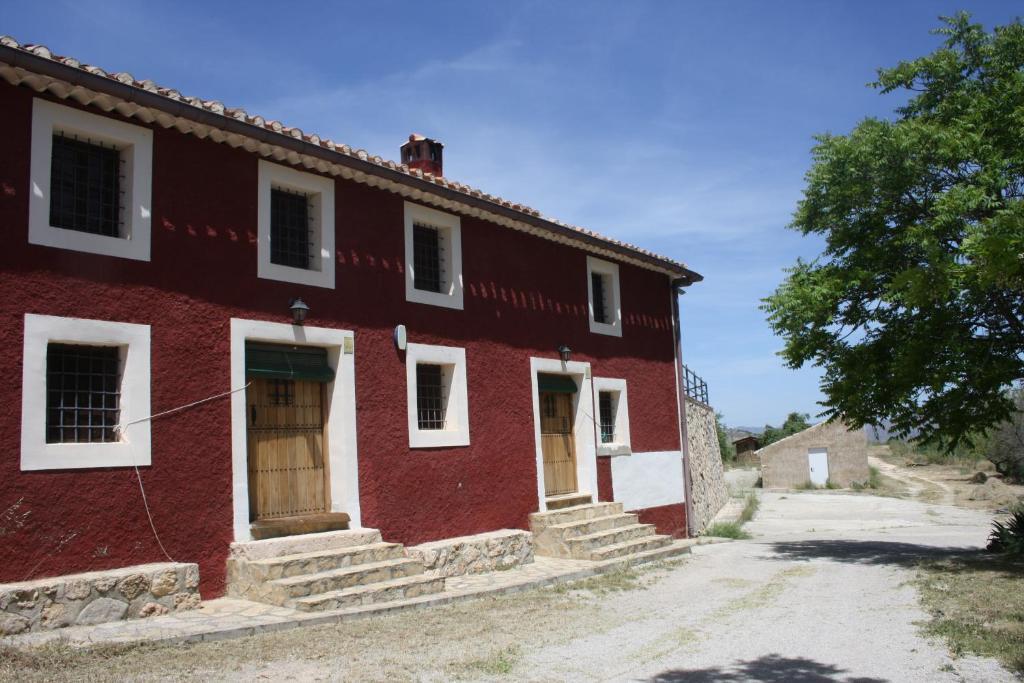 Casa de campo Casas Mulero Y Pastor (España Férez) - Booking.com