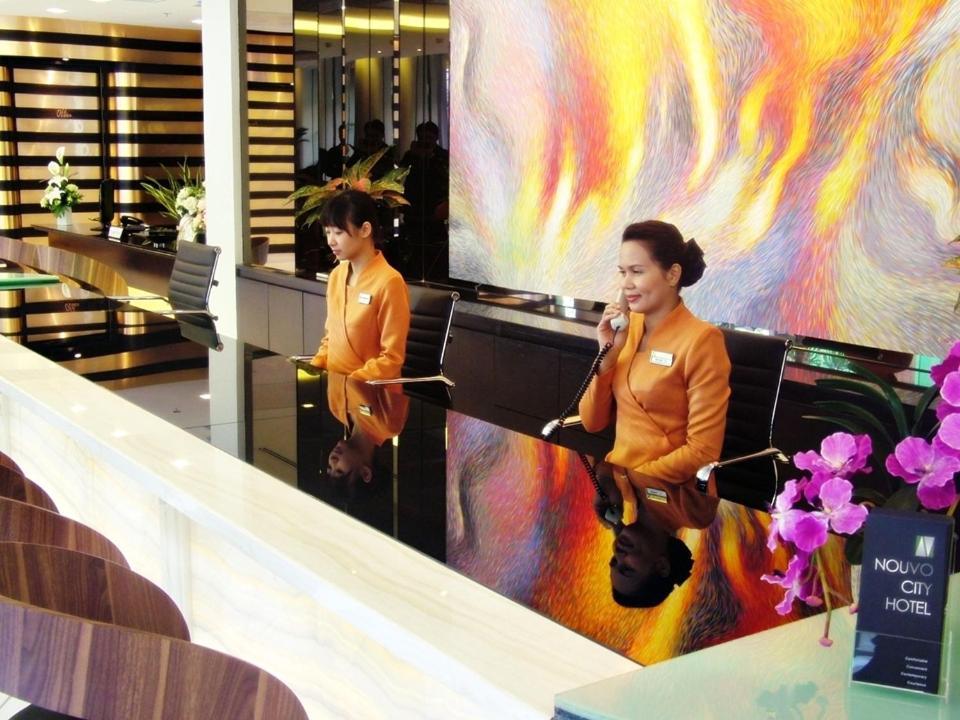 Отзывы New World City Hotel, 3 звезды