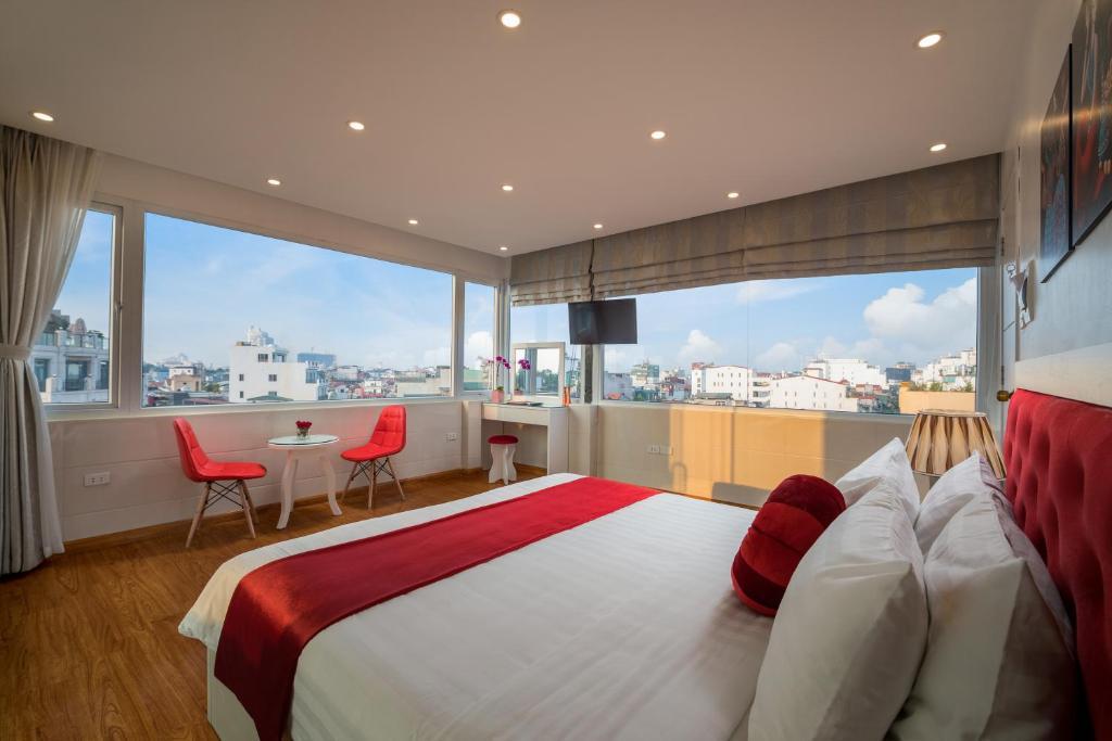 Khách sạn Hà Nội Royal Palace 2