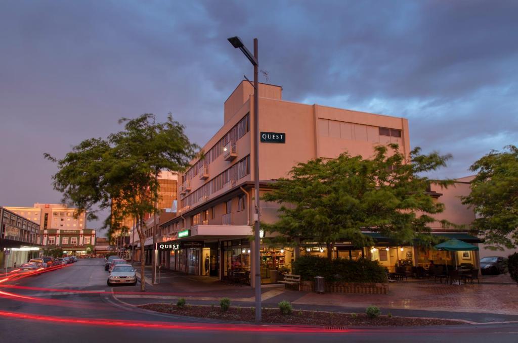 Quest Ward Street Hamilton