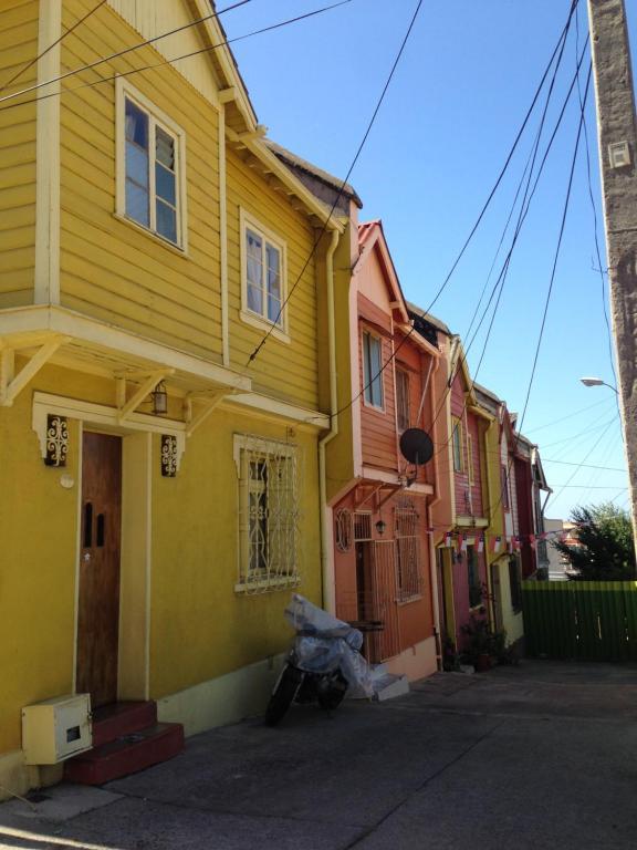 Casa de temporada Casa Barros Borgoño (Chile Valparaíso ...