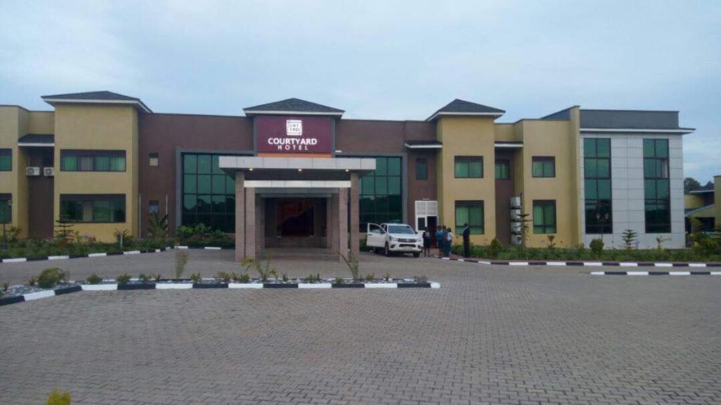 Courtyard International Hotel