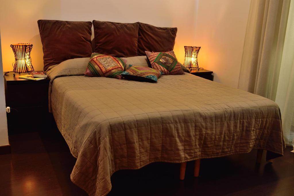 O Kiara GuestHouse é uma boa opção de hospedagem em Trastevere
