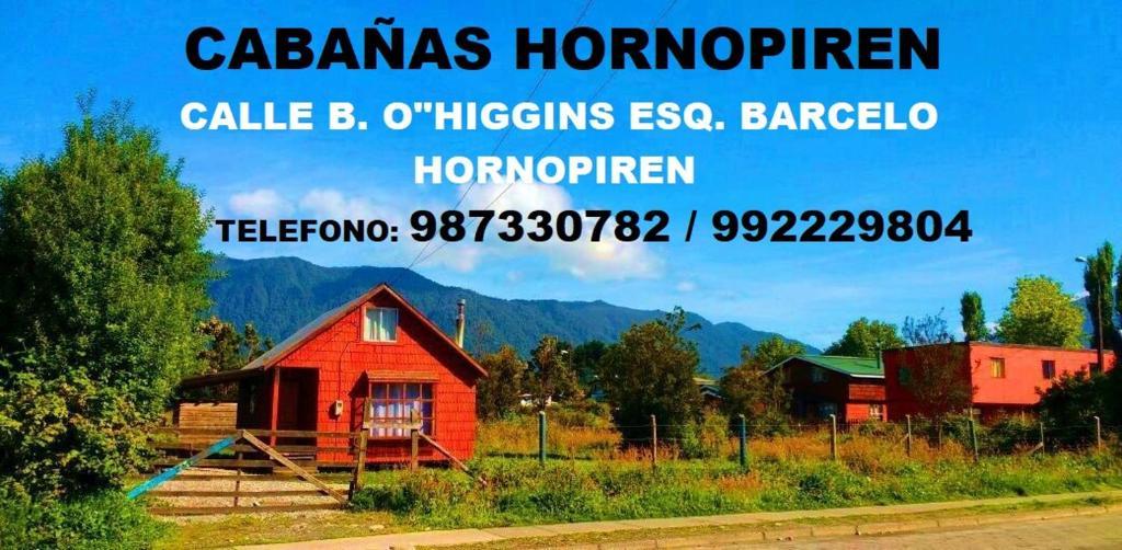 Caba as hornopiren chile hornopir n - Cabanas cerca de madrid ...
