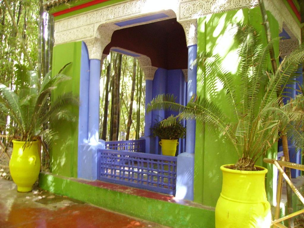 Departamento Appart Avec Vue Jardin Majorelle Marruecos Marrakech