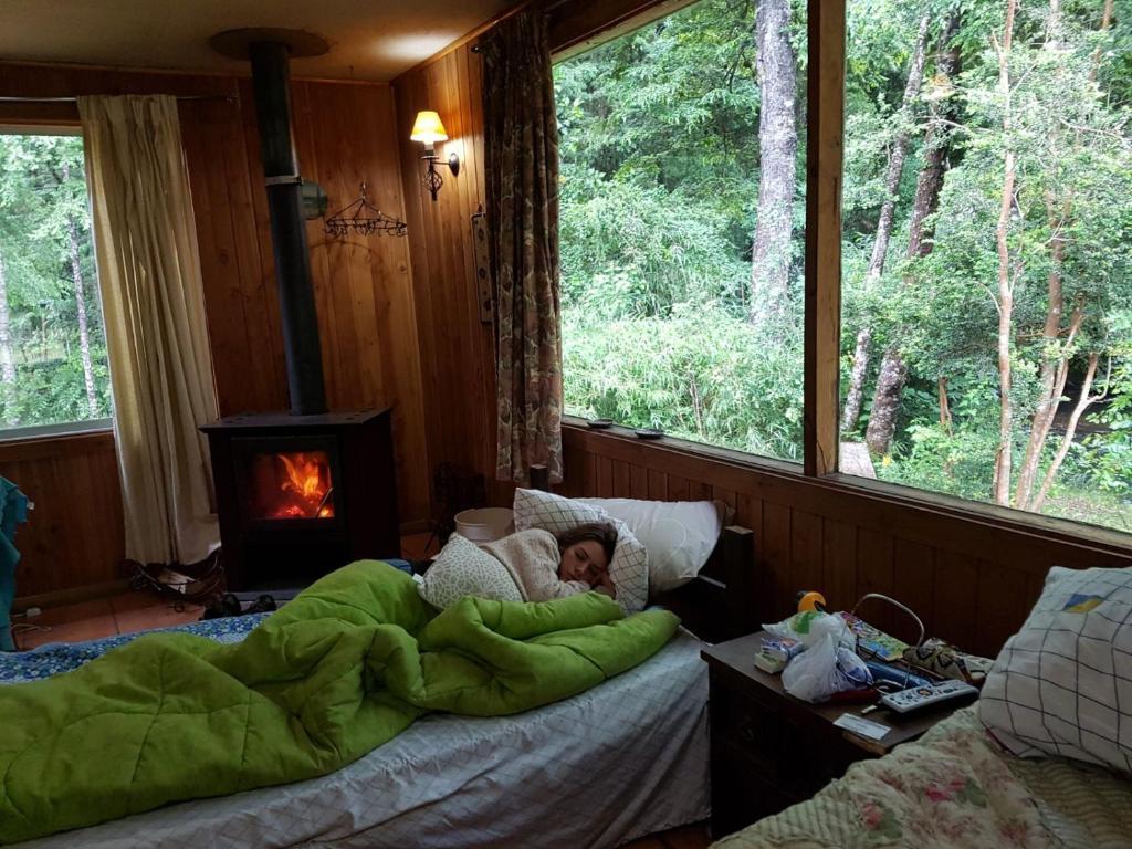 Casa De Vacaciones Parcela Didita Chile Villarrica Booking Com # Muebles Alto Pehuen