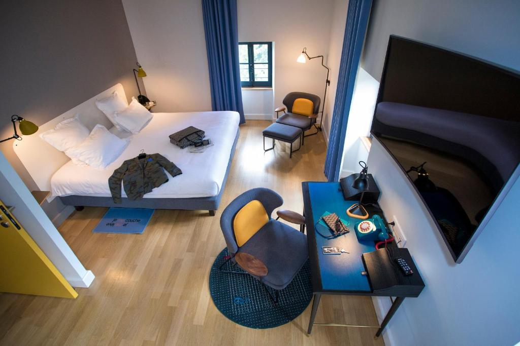 Quarto do Fourvière Hotel em Lyon