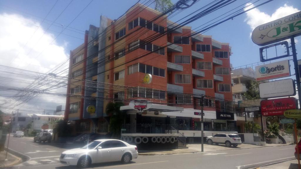 Aparthotel jardines metropolitanos rep dominicana for Aparthotel los jardines