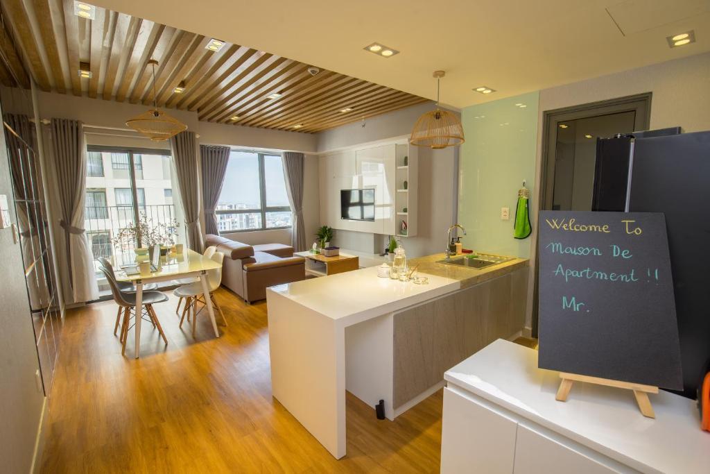 Maison De Apartment - Masteri Thao Dien