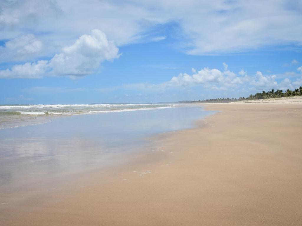 praia da Vila Paraíso do Atlântico