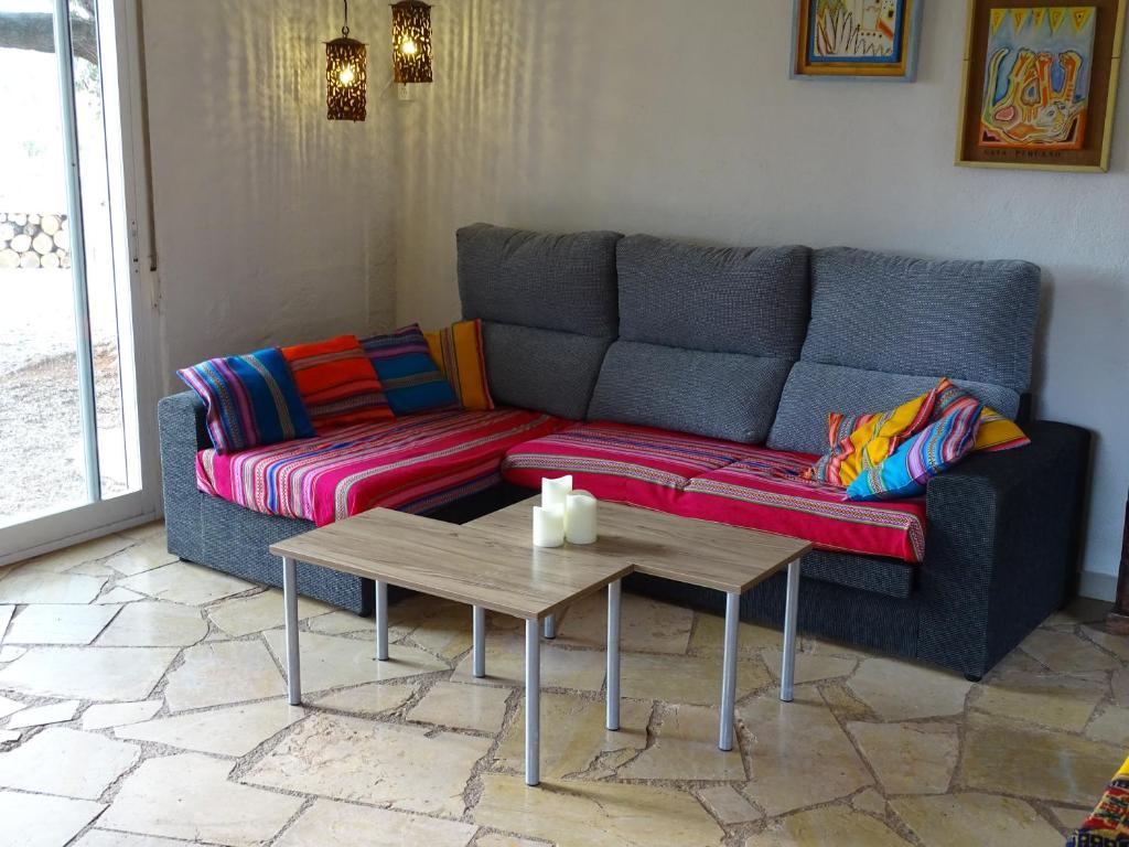 Casa De Vacaciones Casa De Rosado Espa A Ulldecona Booking Com