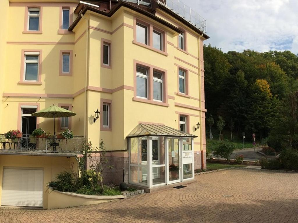 Appartementhaus Dr. Vetter (Alemania Baden-Baden) - Booking.com