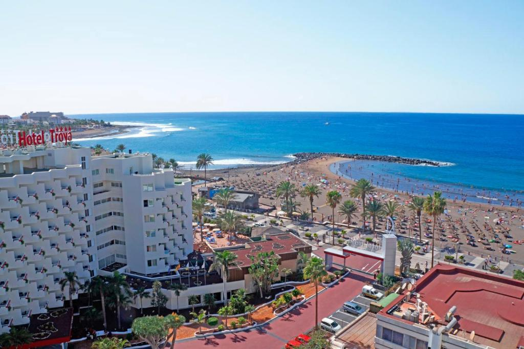 Resultado de imagen para Playas de Troya, Tenerife, España.