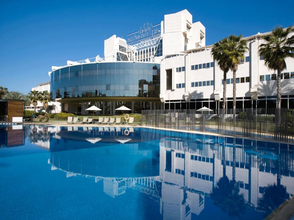 نتيجة بحث الصور عن فندق سيلكن الأندلس بالاس:
