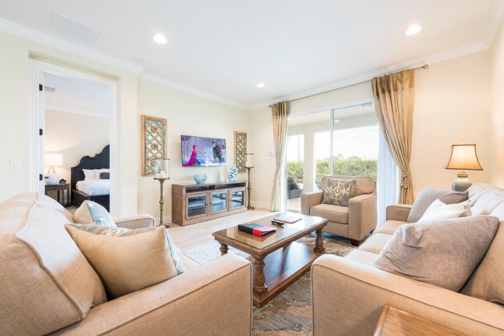 Casa de vacaciones Ashcroft 411L Six-Bedroom House (EE.UU. Orlando ...