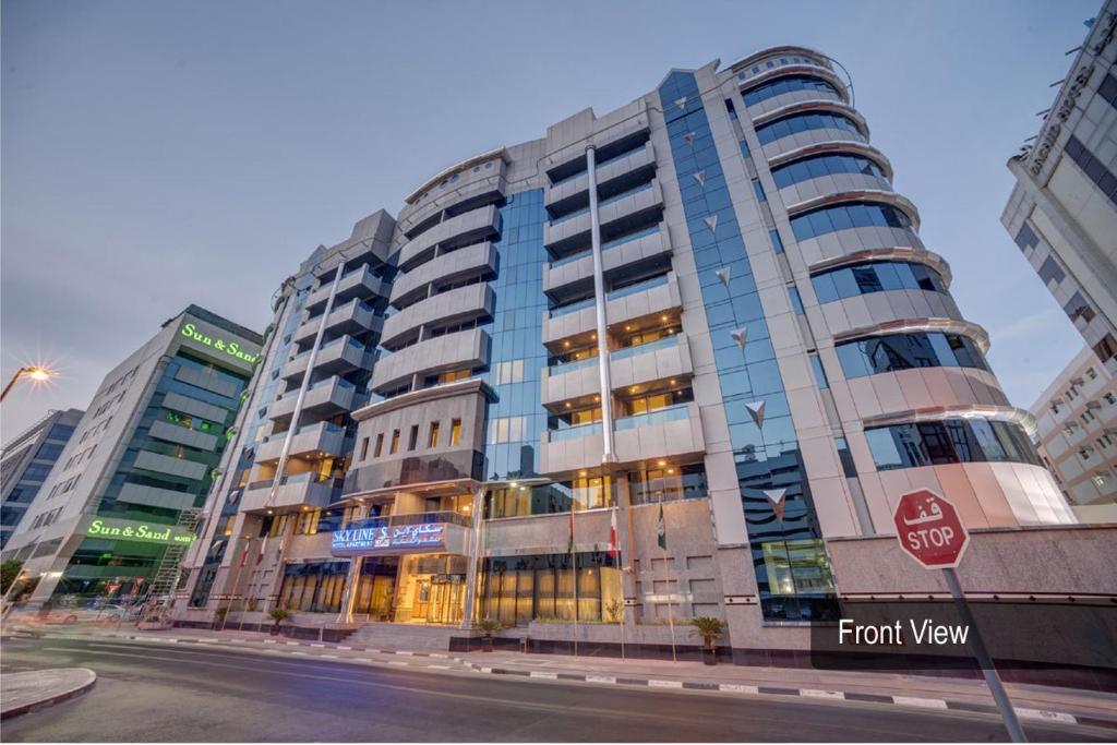 Best deals for skyline deluxe hotel apt dubai uae for Best hotel deals in dubai