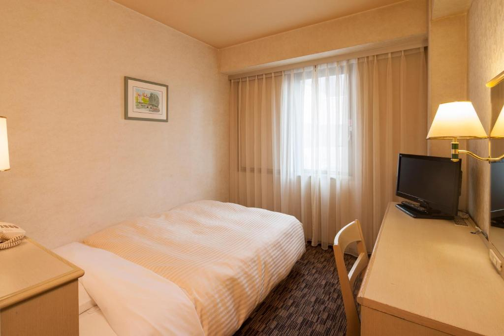 Osaka Namba Washington Hotel Plaza Review