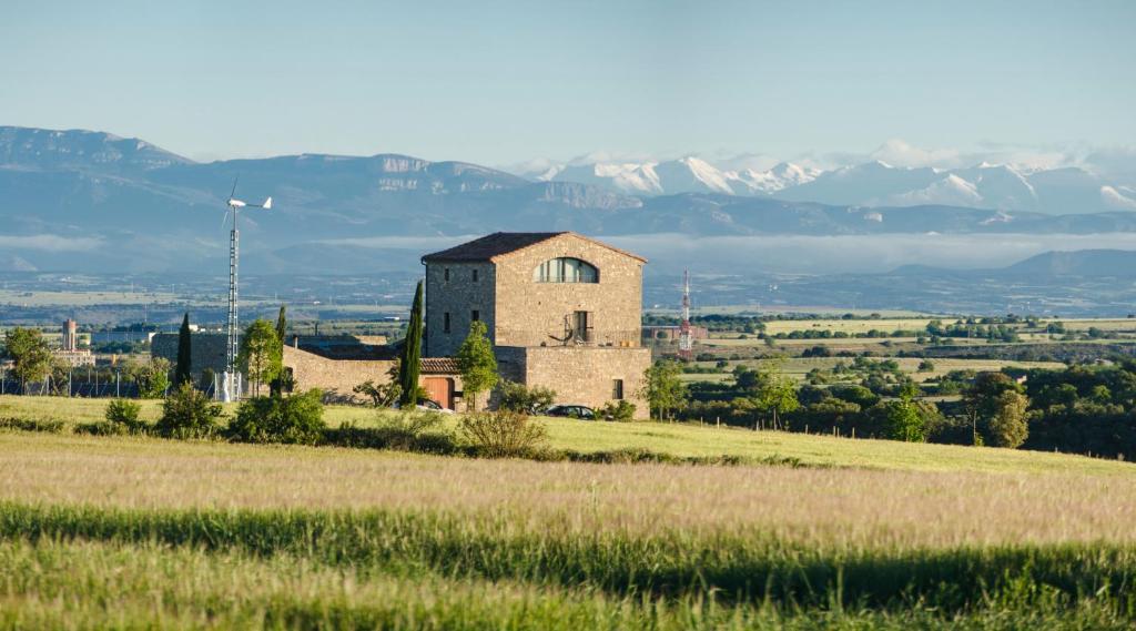 Casa de campo La Torre Del Codina (España Tàrrega) - Booking.com