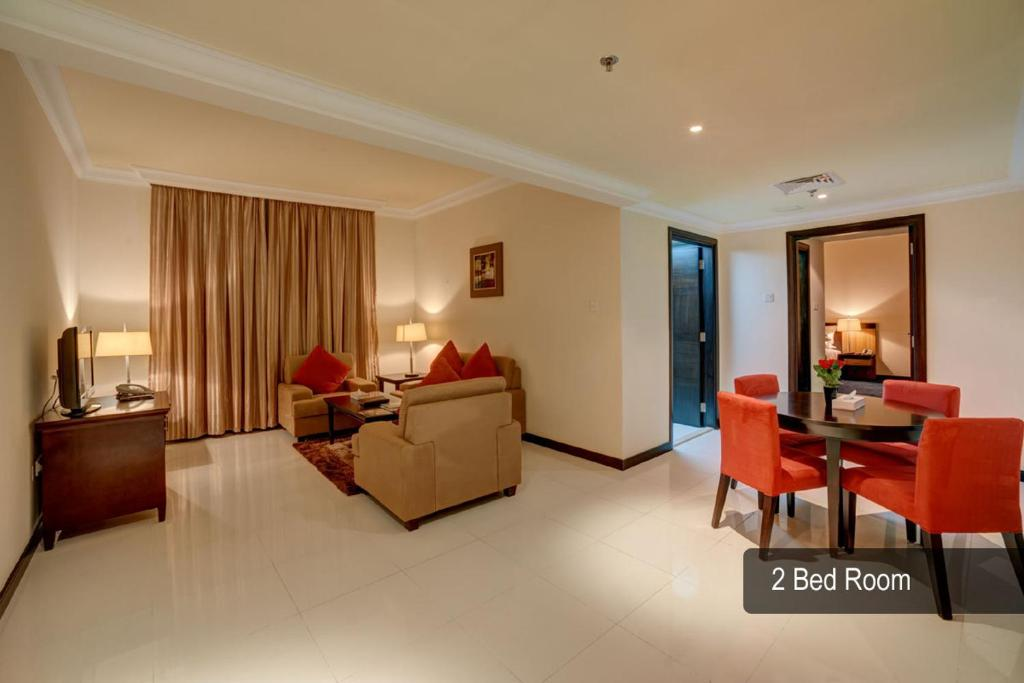 Skyline Deluxe Hotel Apartment Review