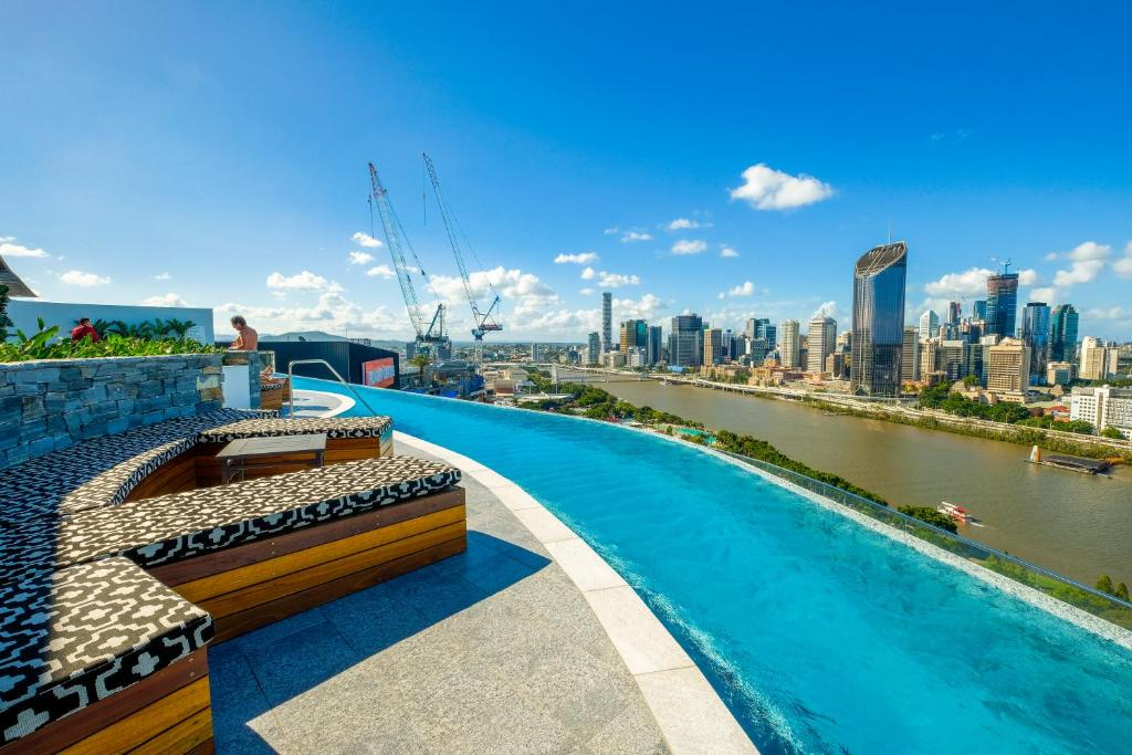 Homely Apartments at South bank (Australia Brisbane) - Booking.com