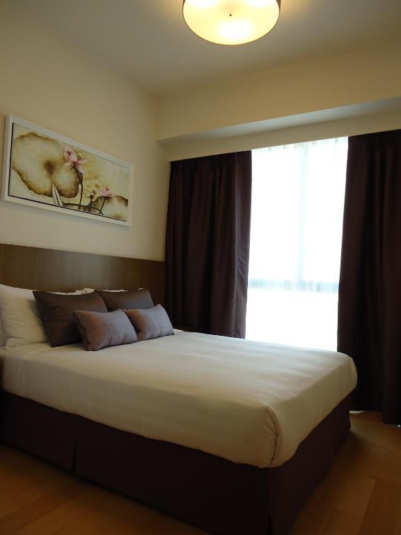 Căn hộ Executive 2 phòng ngủ (cho 4 người lớn)