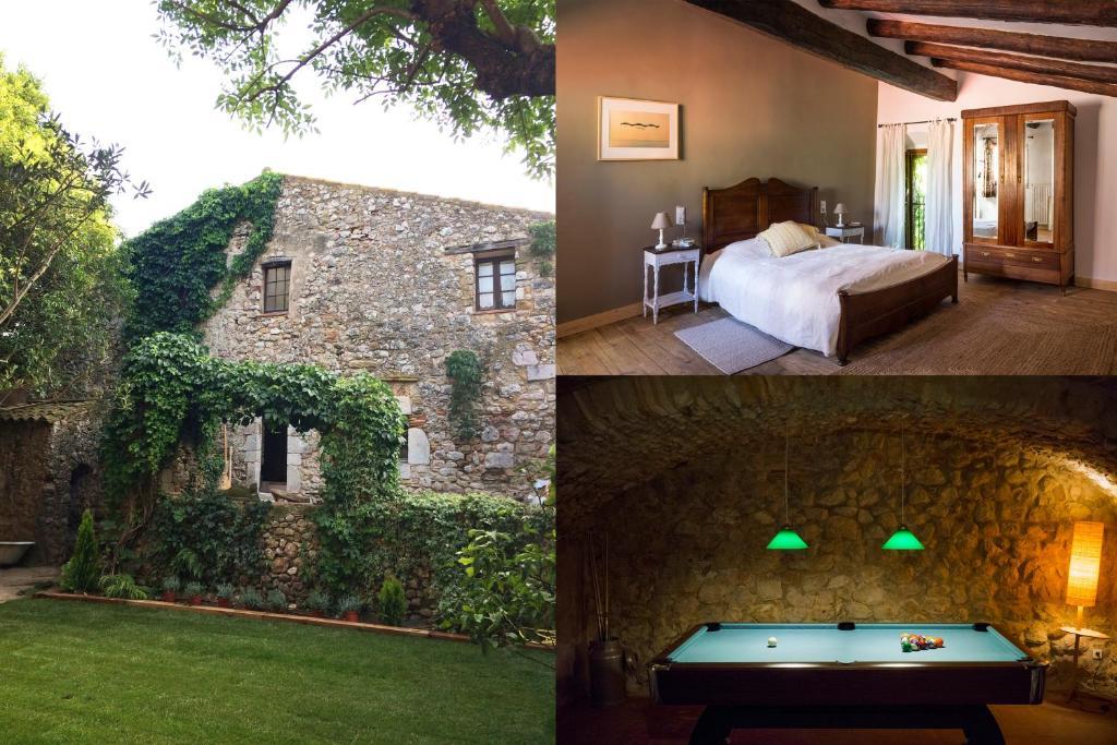 Casa de campo masia La Capsa de Llum (España Vilanant ...