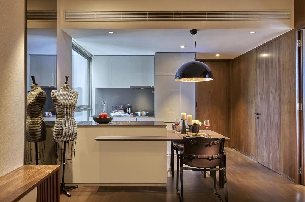 Excelente Armarios De Cocina Moderna Singapur Modelo - Ideas para ...