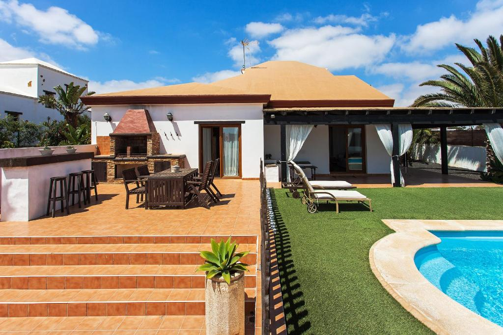 Villa Casa Susana (Espanha La Oliva) - Booking.com