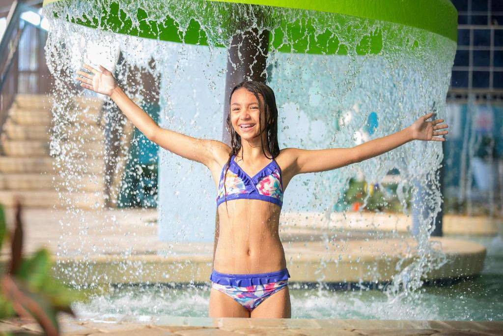 Niños en Landmark Resort