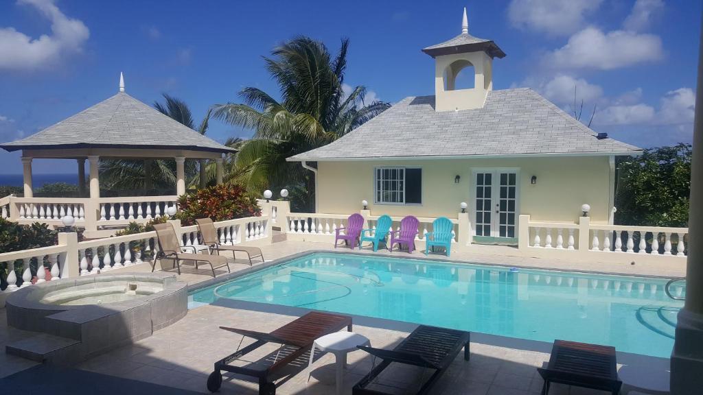 Villa The Royal Kensington (Jamaica Montego Bay) - Booking.com