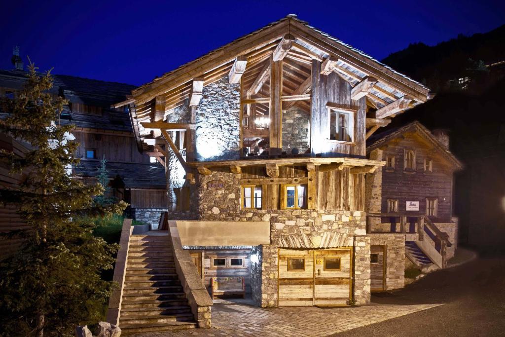 Chalet Lievre Blanc (Francia Val d'Isère) - Booking.com