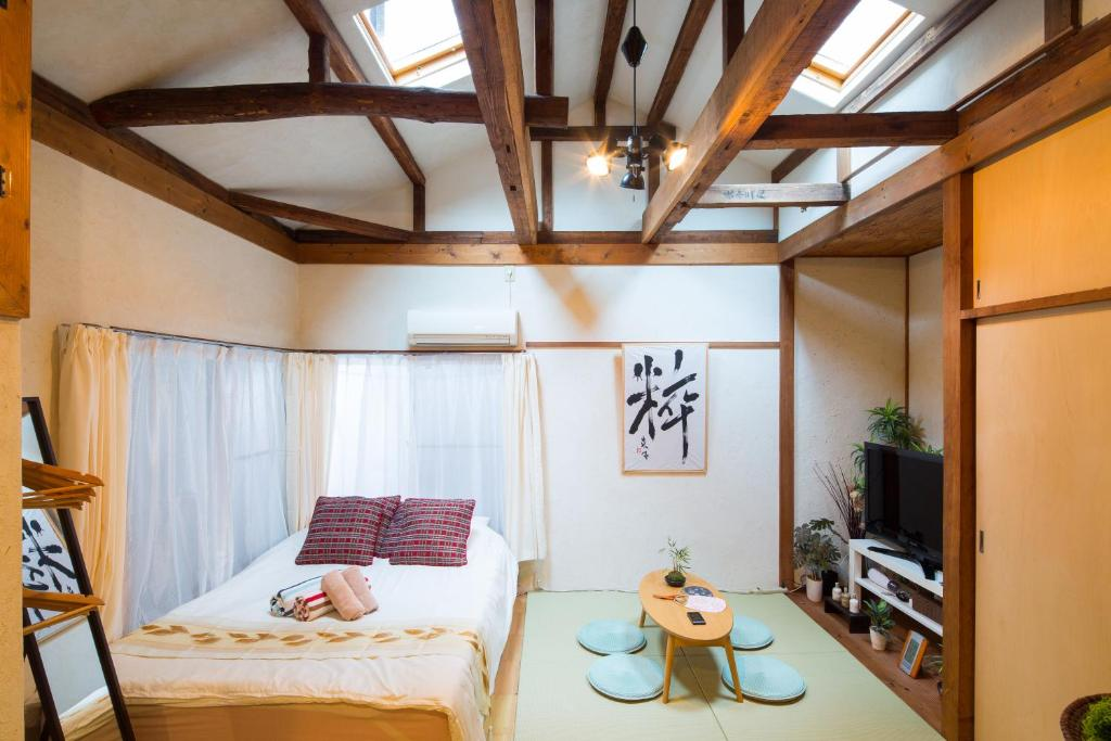 Typical Japanese Living Room