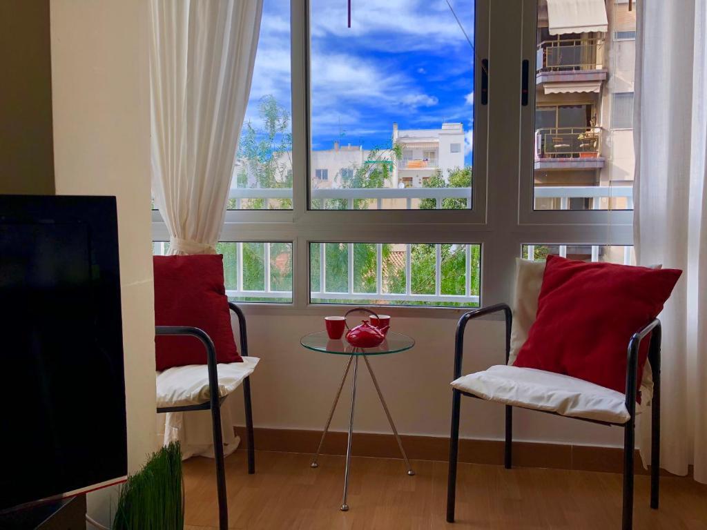 Apartamento AZUL (Espanha Vilanova i la Geltrú) - Booking.com