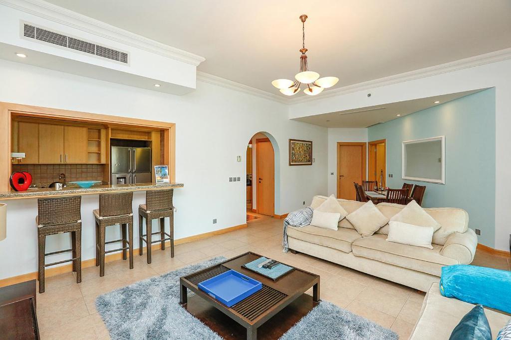 Kennedy Towers Jash Falqa 1 Bed Palm Jumeirah Dubai ArabEmirates