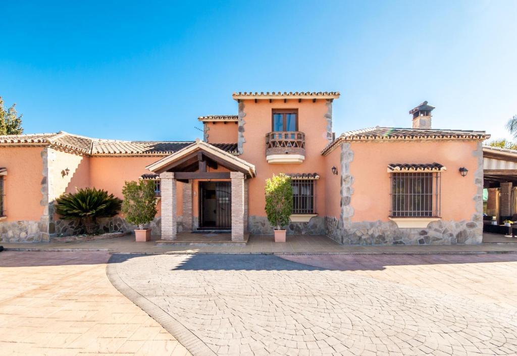 Villa Family (España Alhaurín el Grande) - Booking.com
