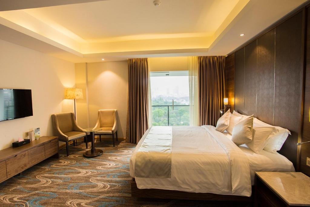 Hotel Golden Tulip - The Grandmark Dhaka, Bangladesh - Booking com