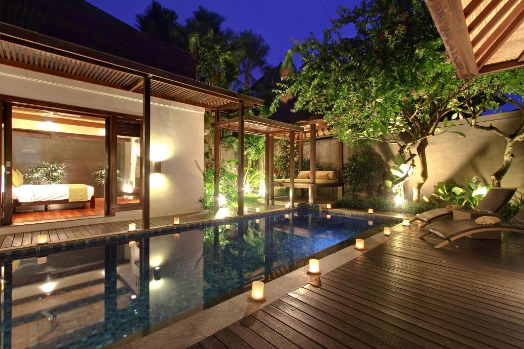 Le jardin boutique villas seminyak indonesia for Hotel villa jardin barrientos