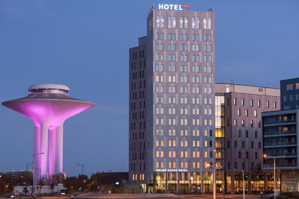 hotel malmö arena