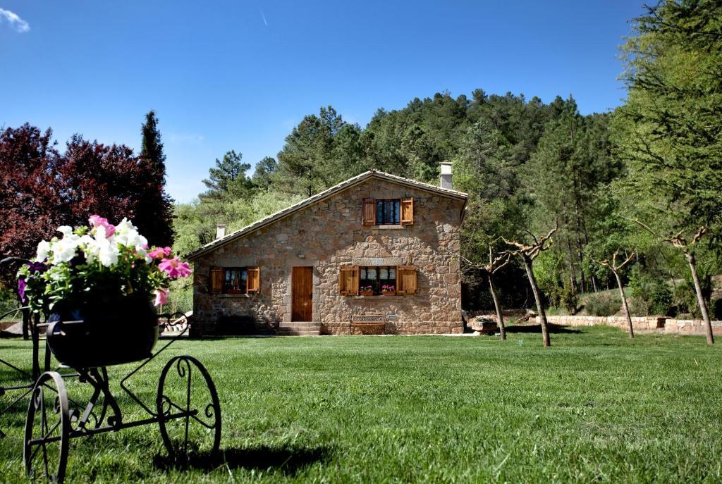 Preciosa casa rural (4707) (España La Baronia de Rialb ...