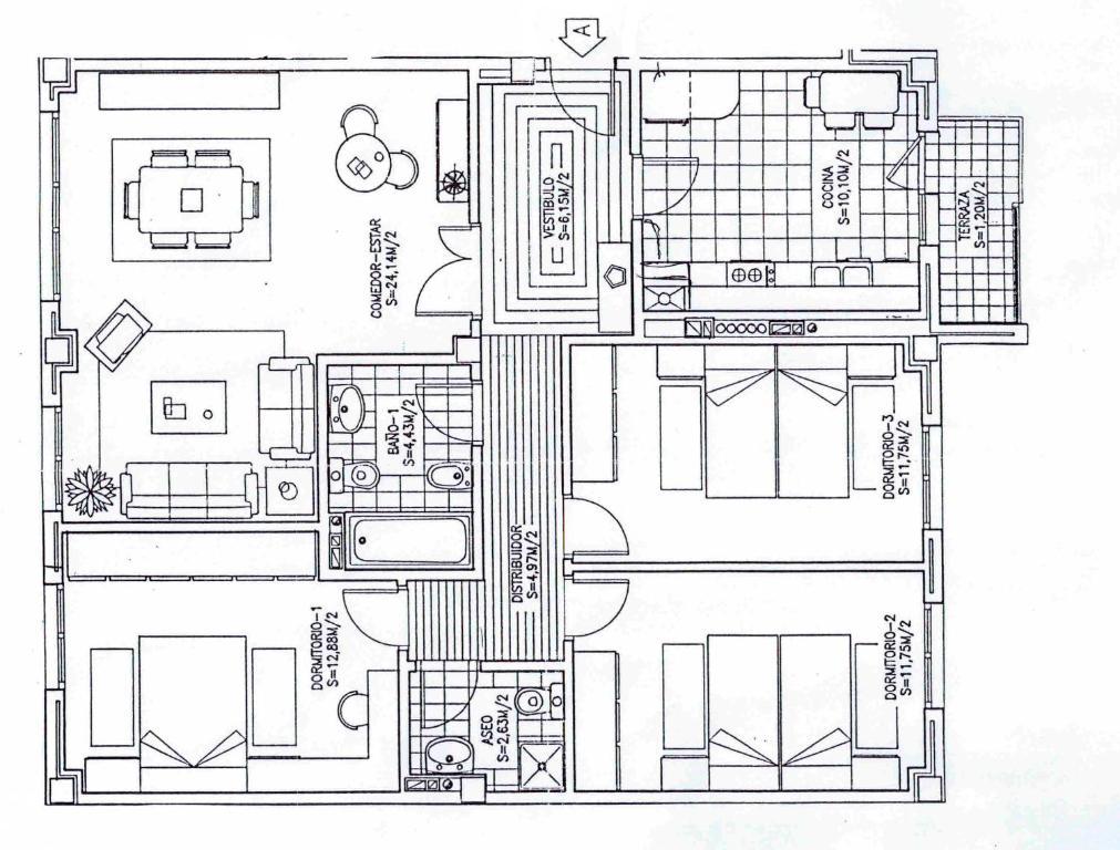 Apartamento Lizarra Etxea (Espanha Vitoria-Gasteiz ...