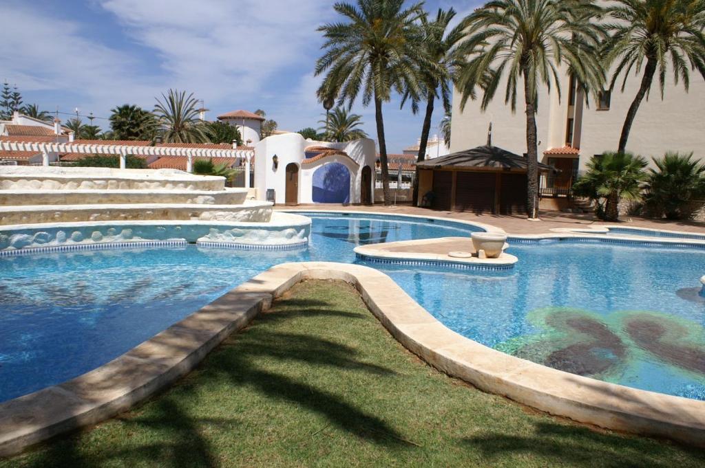 Departamento Estudio Capitán (España Dénia) - Booking.com