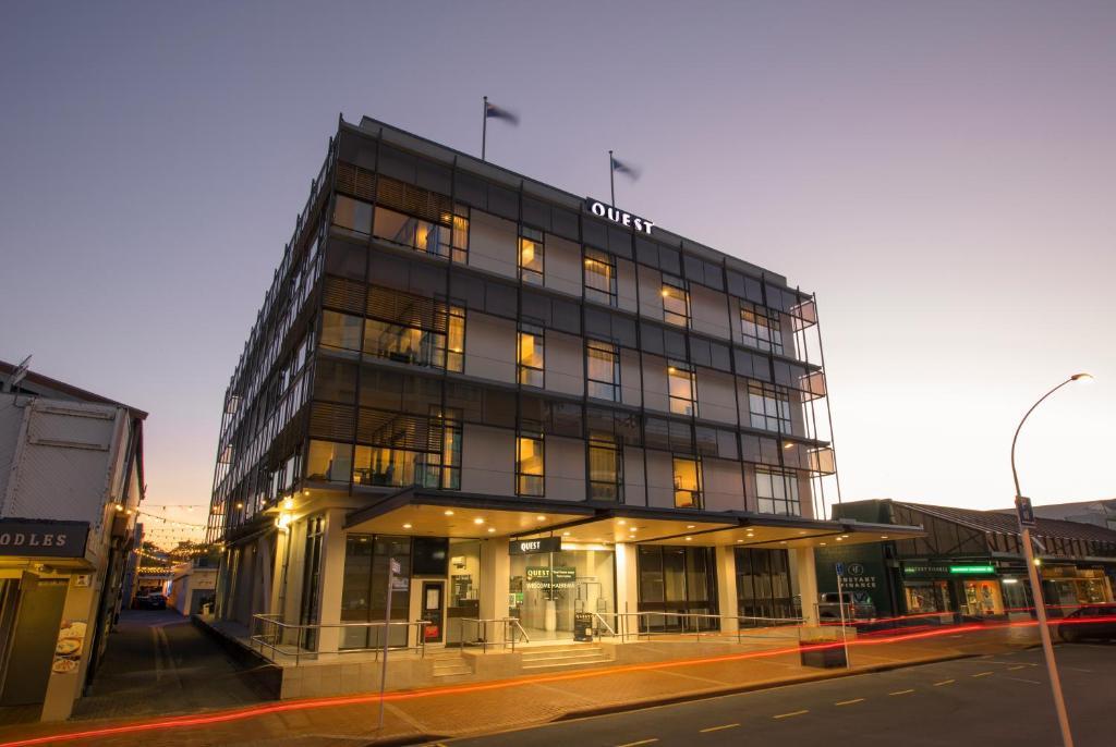 Quest Rotorua Apartment Hotel (Nueva Zelanda Rotorua) - Booking.com
