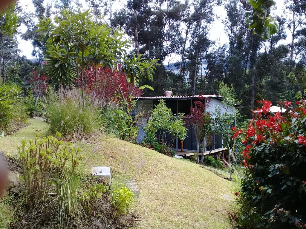 Cabaña Y Paisaje Hermoso Ecuador Quito Bookingcom